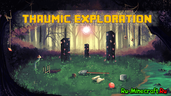 Thaumic Exploration - аддон [1.7.10] [1.7.2] [1.6.4]