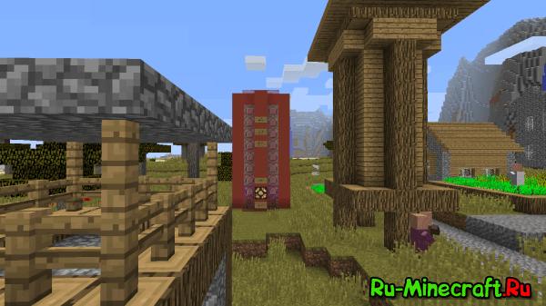 [Гайд] Создание деревень одним нажатием - Village generator