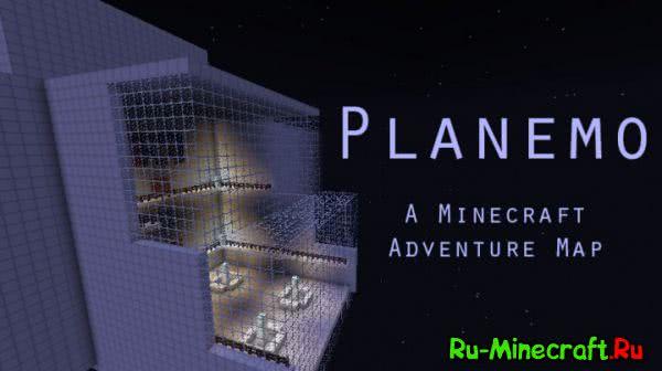 [Map][1.9] Planemo: A Space Adventure - Космическое путешествие