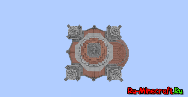 [Map][1.8+] Храм Santa Luzia