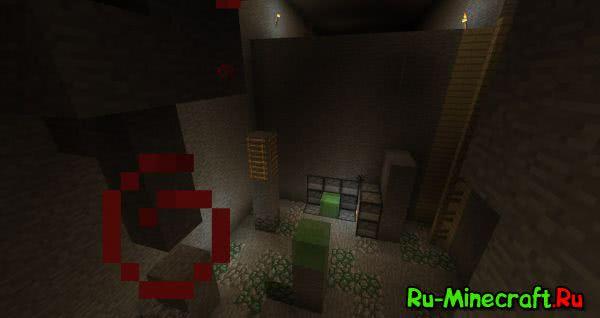 SlimeWarper - паркур из блоков слизи ! [1.8+]