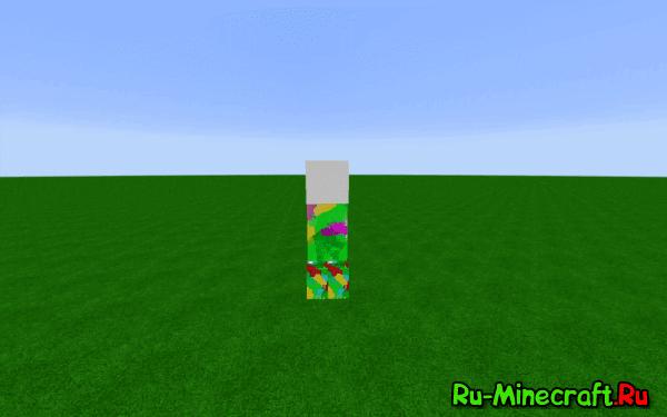 [1.7.10][128x] Luigi - Текстур пак Марио