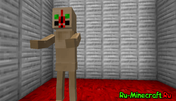 [1.7.10] SCP-Craft 2: Reincarnation - Монстры
