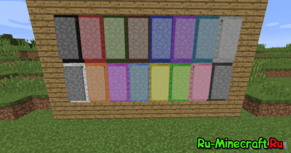 Additional Banners - новые баннеры [1.12.2] [1.11.2] [1.10.2] [1.9.4]