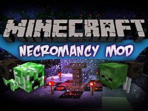 [1.7.2-1.7.10] The Necromancy - Создаём монстров