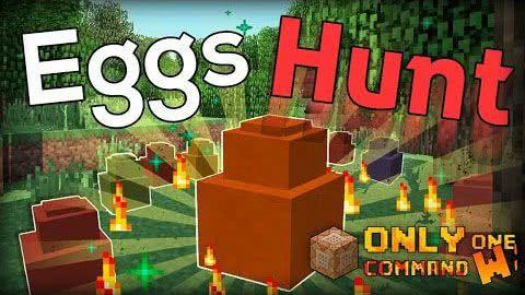 Easter Eggs Hunt — пасхальные яйца [Guide][1.9+]