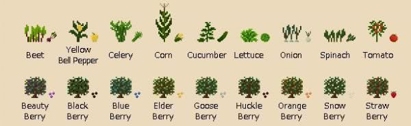 [1.6.4-1.8] Plant Mega Pack- Ещё больше растений!