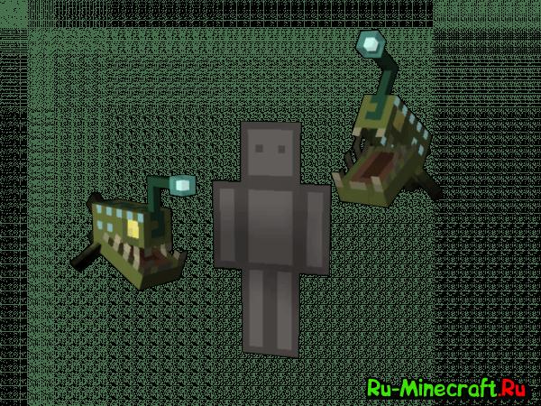 [Mods][1.8] Quintessential Creatures — парочка новых мобов
