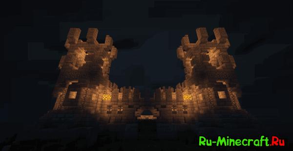[Map][1.7+] Castle - замок