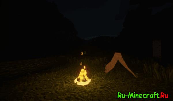 [Client][1.7.10] Realistic survival - Больше реализма!