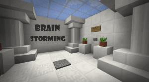 [Map][1.8.9] Brain storming - мозговой штурм
