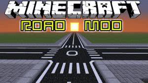 [1.8.9/1.8]Road mod-дорожные декорации.