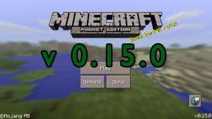 Скачать майнкрафт ПЕ 0.15 - скачать Minecraft Pocket Edition 0.15