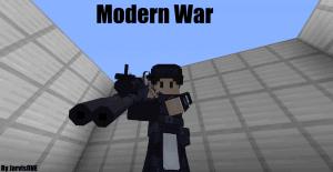 [Сборка][1.7.10] Modern war - война