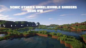 [1.6.4-1.8.1][Shaders] Sonic Ether's Unbelievable Shaders - очень красивое освещение!