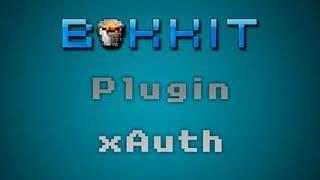 [Plugin][1.7.9] xAuth - Защити аккаунты игроков!