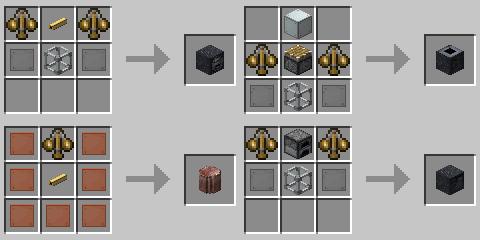 [Mod][1.8/1.9/1.10.2] Steam Advantage Mod - Паровая энергия