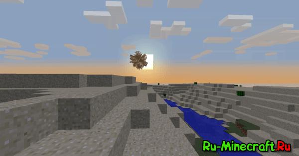 Tumbleweed — Перекати-поле [1.12|1.11.2|1.10.2|1.9.4|1.8.9|1.7.10]