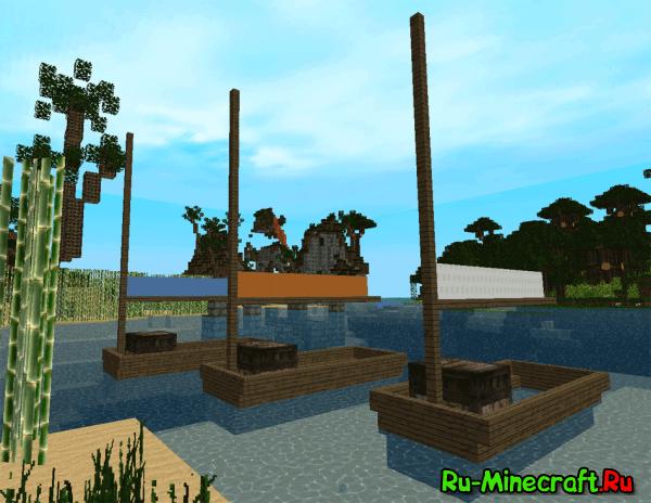 Small Boats – Новые лодки ! [1.7.10-1.5.2]