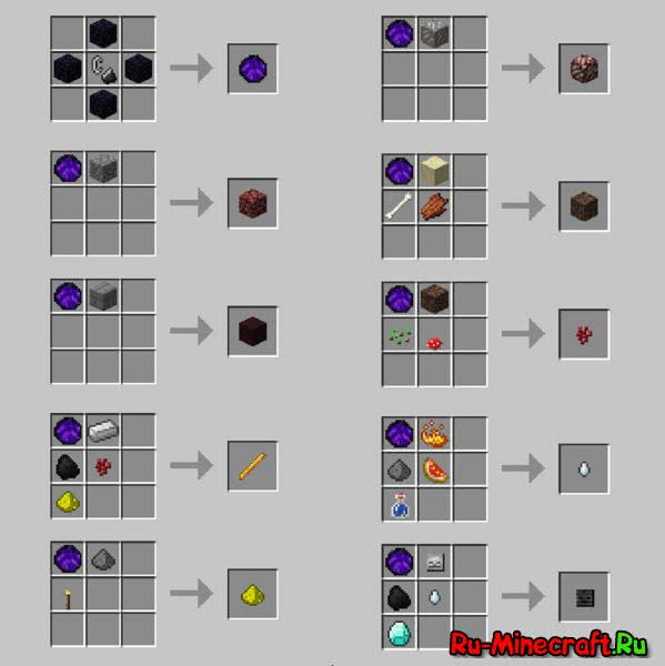 Pocket Nether Link [1.12] [1.11] [1.10.2] [1.9.4] [1.8.9] [1.7.10]
