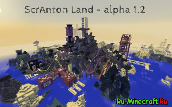 [Map][1.9.4] ScrAnton Land (alpha 1.2)