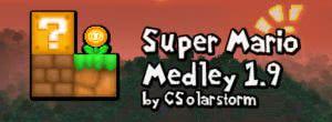 [1.9][32x] Super Mario Medley – Текстуры в стиле
