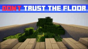 [Map][1.9/1.9.4] Don't Trust The Floor - Не доверяйте полу