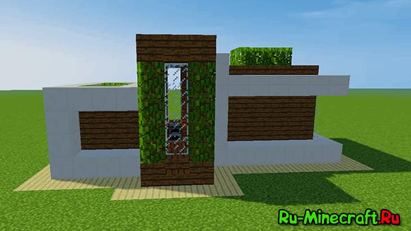 [VideoGuide] Стартовый дом в стиле MODERN