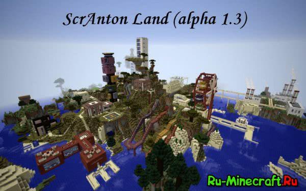 [Map][1.10] ScrAnton Land (alpha 1.3)