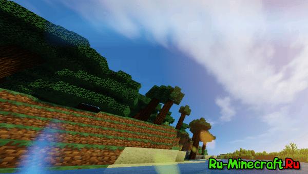 [CLIENT] [1.9] VanilaPlus v1.1 - улучшенный Minecraft!