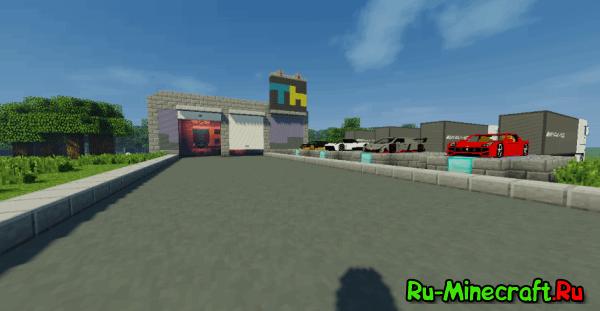 [Сборка][1.7.10] Auto-Mine - Майнкрафт с машинами!