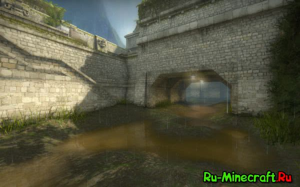 [Map][1.10-1.9.4-1.9] Counter Strike:de_aztec в Minecraft'е!