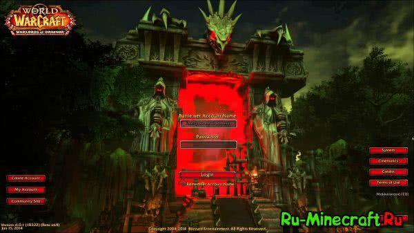 [Timelapse] Тёмный портал в Майнкрафте!