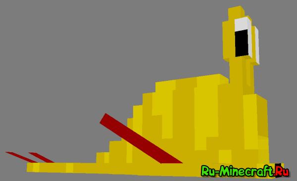 Minenautica Mod - много всего [Mod][1.7.10]