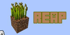 Reap Mod - новый TreeCapitator, быстрая рубка дерева [1.16.5] [1.15.2] [1.14.4] [1.12.2] [1.11.2] [1.10.2]