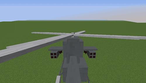 [Гайд][Файлы] Как создать ударный вертолёт без модов