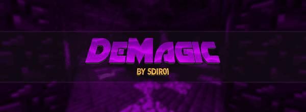 [Клиент][1.7.10] DeMagic от SDIR01