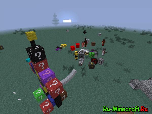 [1.7.10] Random Mobs Mod