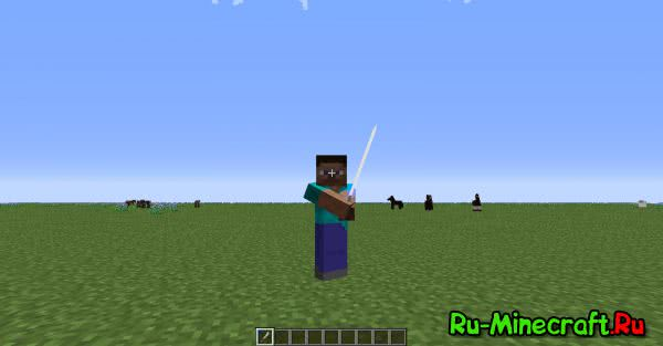 Advanced Lightsabers - световой меч [1.7.10]