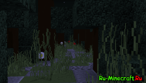 [Map] Horror hallucinations – Хоррор карта для Minecraft