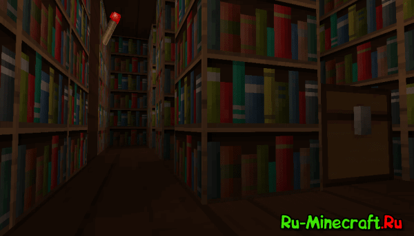 [Map] Horror hallucinations – Хоррор карта для Minecraft