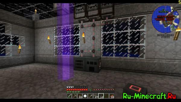 [Видео][1.7.10] Ridefort Play или Играем в Minecraft FTB Direwolf20 Серия №3
