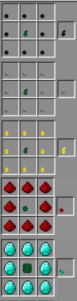 OreCrops — выращивание руды [1.7.10]