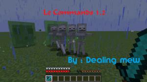 [Mod][1.9.4] LeCommands v1.2