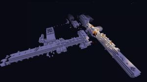 [Map][1.9+] Космический корабль