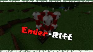 Ender-rift - большое хранилище хранилище вещей [1.16.5] [1.15.2] [1.14.4] [1.12.2] [1.8.9] [1.7.10]