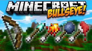 Bullseye - стрелы [1.12.2] [1.11.2] [1.10.2]
