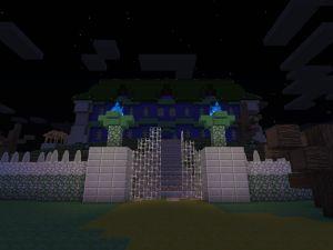 [MAP][1.10+] Luigi's Mansion Adventure Map - Защити брата от призраков