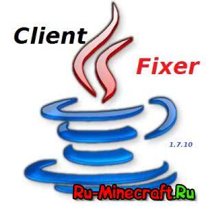ClientFixer - увеличитель шрифтов [1.12.2] [1.11.2] [1.10.2] [1.9] [1.8.9] [1.7.10]