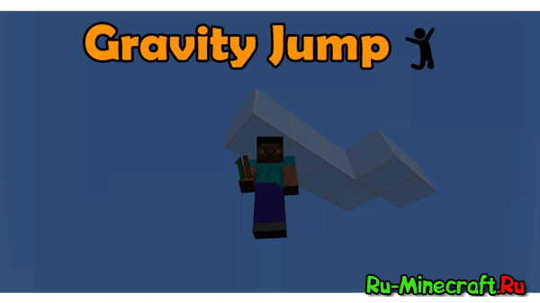 [Map][1.10.2] Gravity Jump – Гравитация!